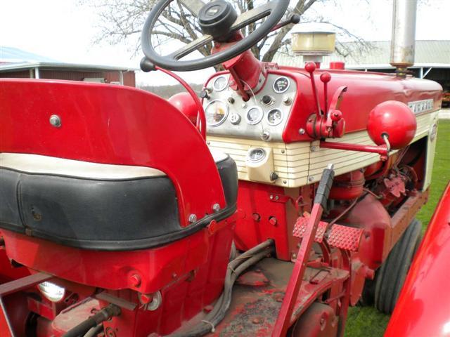 Ih Farmall 560 Diesel Tractor For Sale