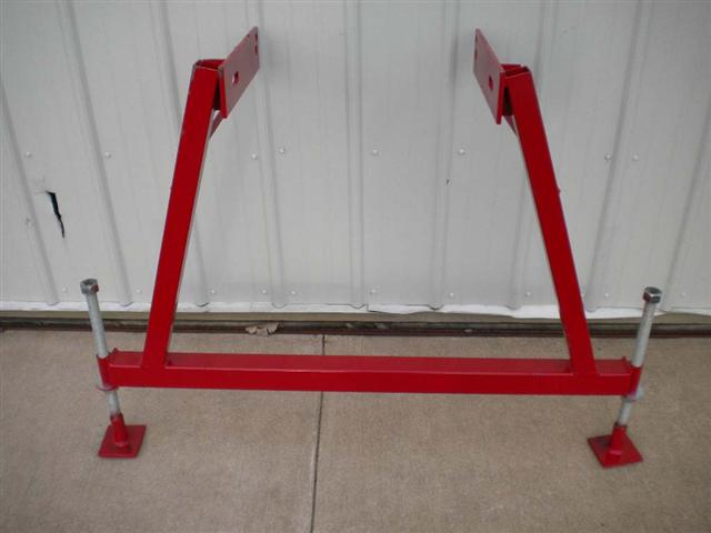Tractor Splitting Tools : Tractor splitting stands for sale