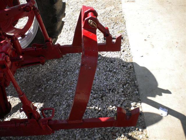 Farmall Fast Hitch To 3 Pt Conversion : Farm equipment for sale