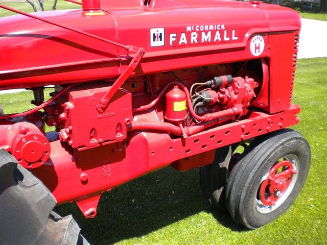 Farmall H Engines : Farmall super h tractor for sale