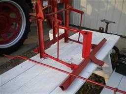 Small Hitch For Farmall Cub Tractor