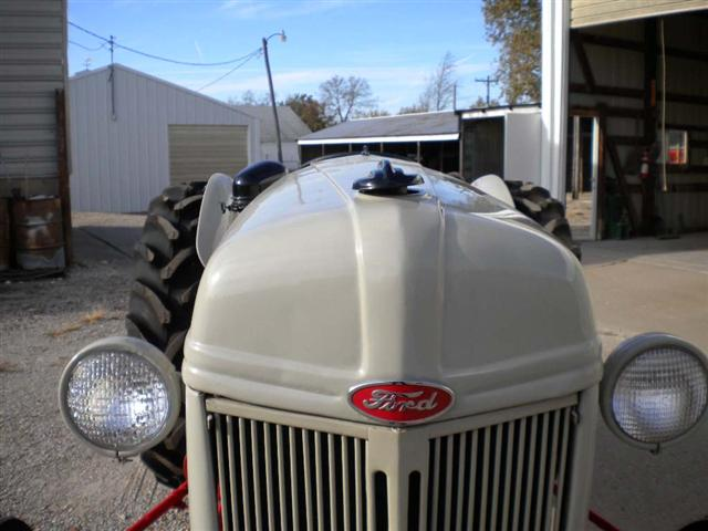 Ford N Tractor Nose