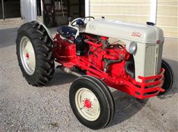 Small Ford N Tractor Profile