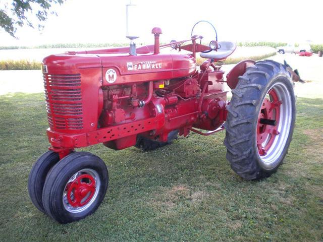 restored farmal super mta super m super h farmall tractors tractor rh chatstractors com Battery for Farmall H Ignition Wiring Farmall H Tractor Wiring Diagram