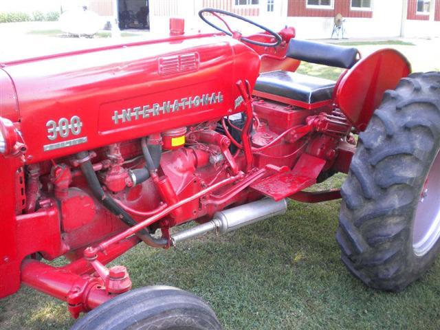 Farmall 300 Utility Tractor for sale