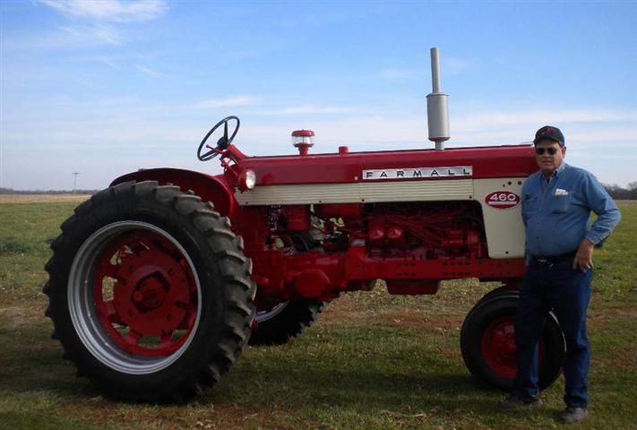 Farmall 460 Parts : International farmall tractor parts history and