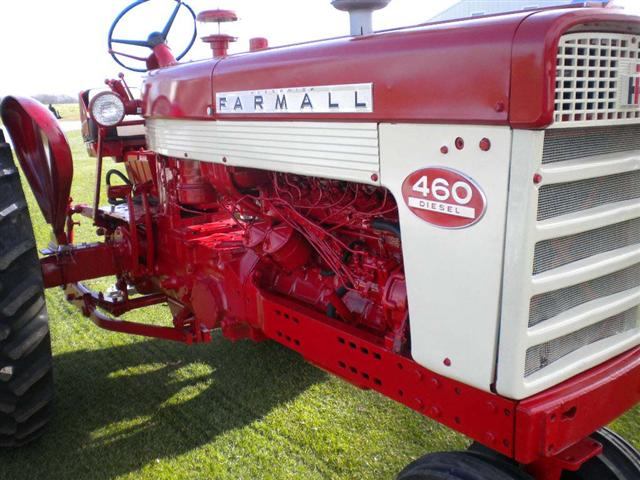 Farmall F30 for Sale http://www.chatstractors.com/1579-Farmall-460-diesel-tractor.htm