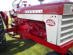Restored Farmall Super Mta Super H Super M Super C 300 330