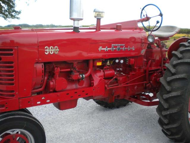 Farmall 300 Parts : Farmall gas tractor for sale