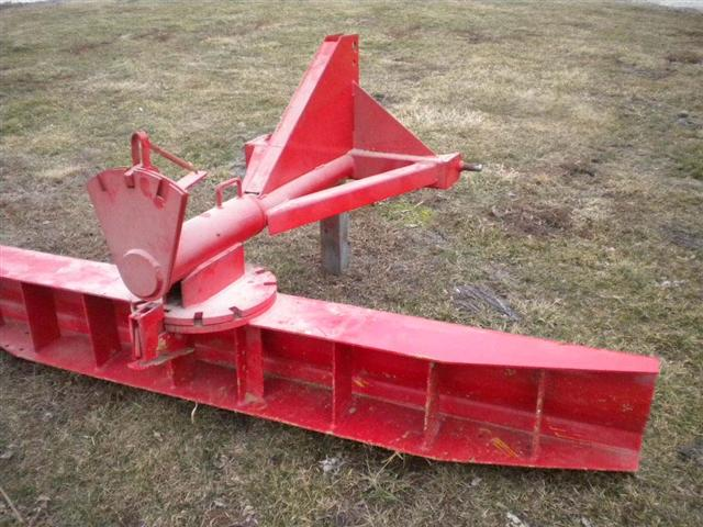 Cat 2 Blade : Foot wide point scrape blade for sale