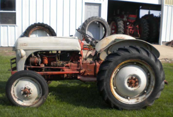 1952 ford 8n tractor for sale for 8n ford tractor motor for sale