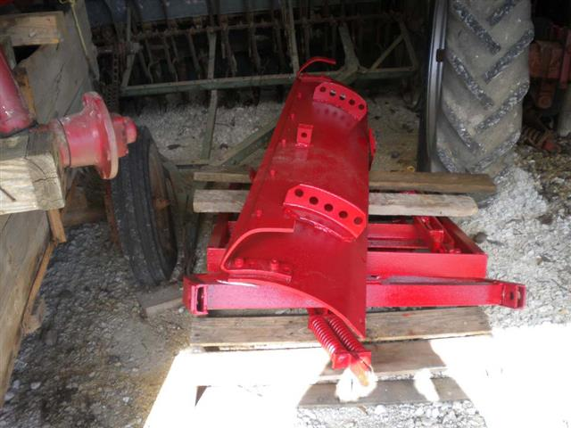 Several 2pt Fast Hitch Implements For Small Prong Farmall Tractors For Sale