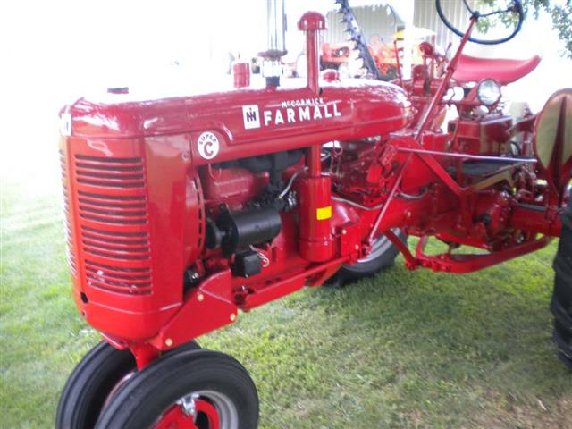 farmall super c implements - photo #33