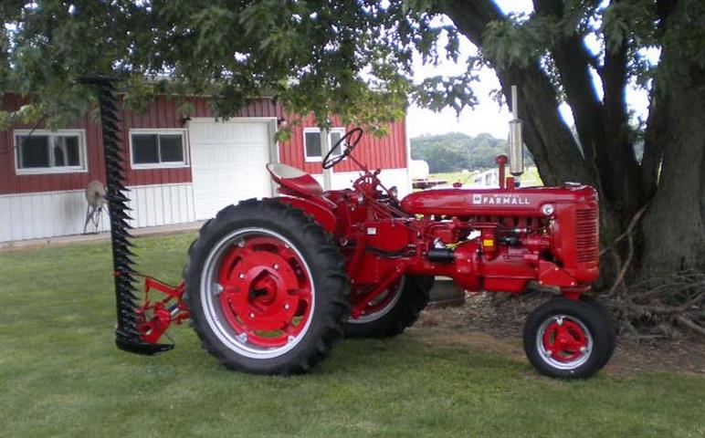 farmall super c implements - photo #23