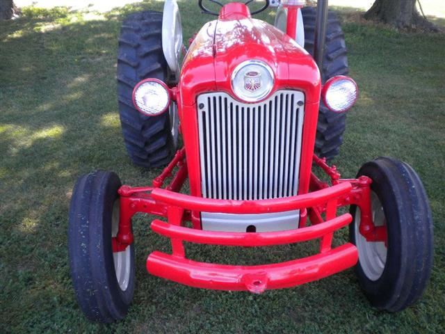 Ford Tractor Grill Guard : Grill guard bumper for a ford forum