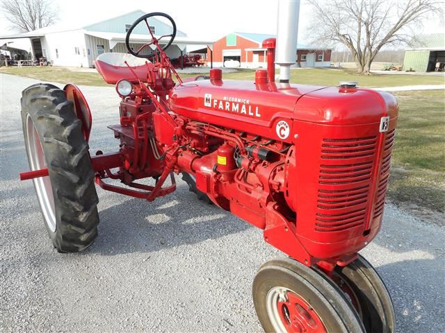 farmall super c implements - photo #17