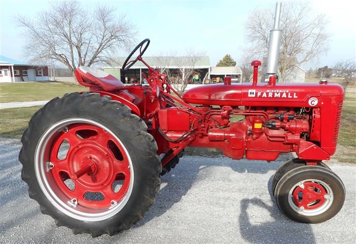 farmall super c implements - photo #7