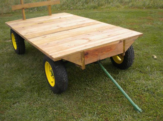 Garden Tractor Wagon : Custom wagon covers autos post