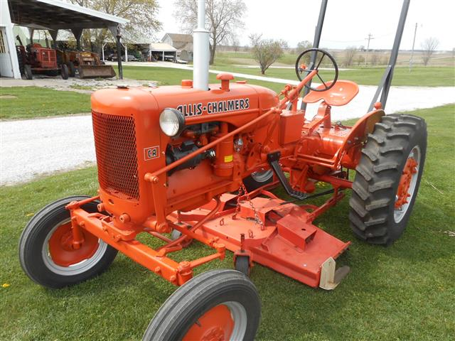 Ac Allis Chalmers Tractor For Sale