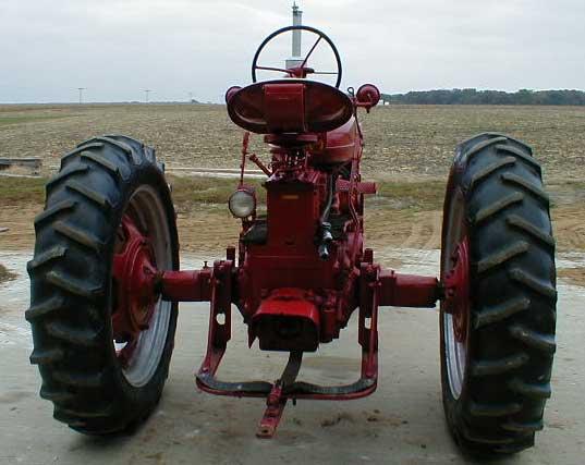 Restored Farmall Smta Tractor For Sale