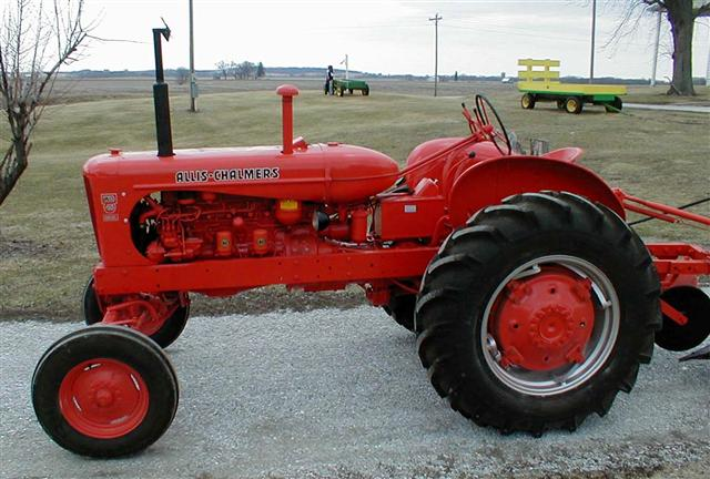 Ac Tractor Parts : Ac allis chalmers tractor for sale