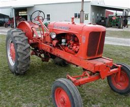 Allis chalmer tractors for sale