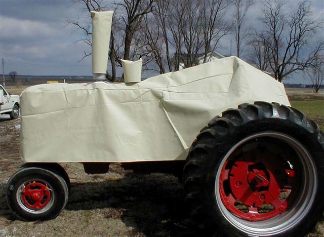 Farmall Tractor Cover For Sale