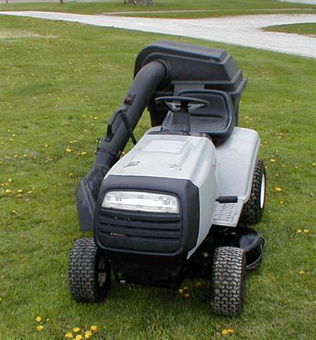 Poulan Riding Lawnmower For Sale