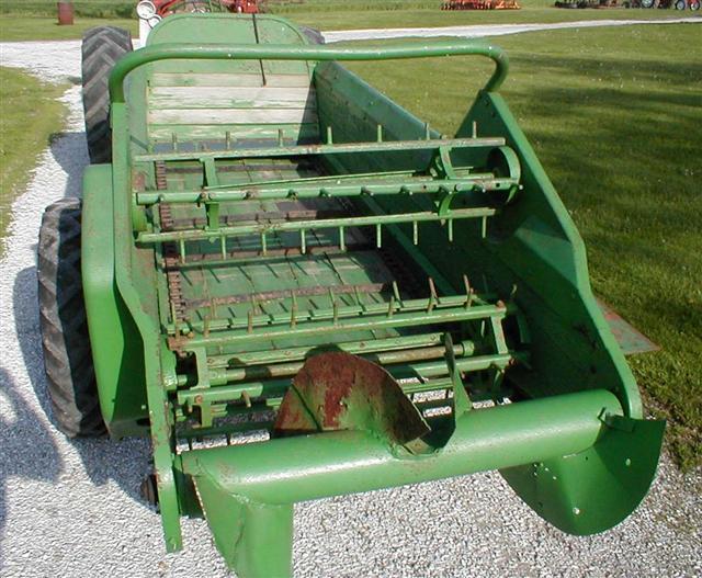 John Deere Manure Spreader : John deere model l manure spreader for sale