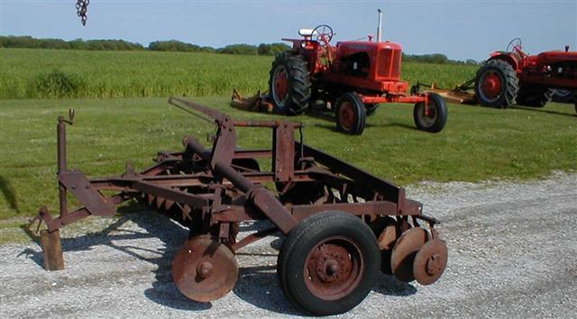 Bearings For Farm Equipment : Kewanee wheel disk for sale