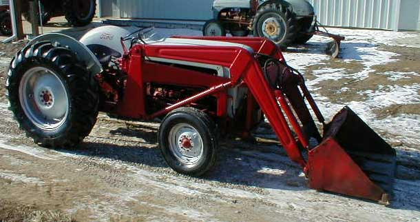 Ford Tractor 800 Series Specifications : Ford tractor history bing images
