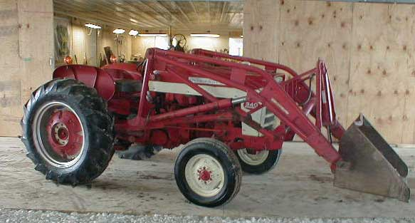 Ih 340 Utility Tractor Parts : Farmall utility tractor pictures to pin on pinterest
