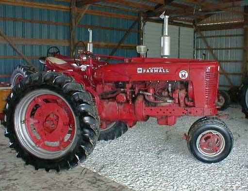 Farmall M Hood : Farmall super m tractor for sale
