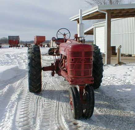 1954 nf farmall super mta john deere lx172 lawn tractor wiring harness part am118002 ebay 1954 smta tractor wiring harness