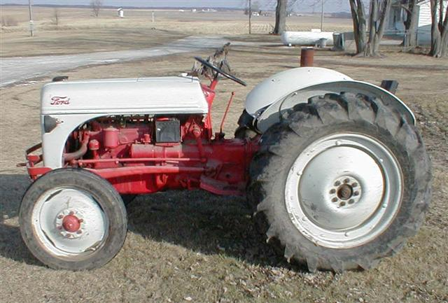8n Ford Tractor Transmission : Ford n tractor for sale