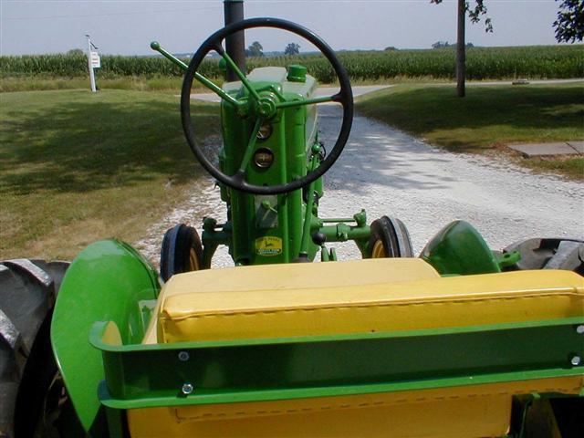 John Deere Truck Seat : John deere jd tractor for sale