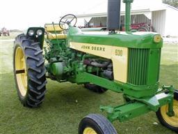 Restored John Deere Tractors from Chats Classic Tractors ...